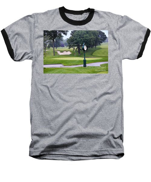 Camel Sand Trap In Medinah Baseball T-Shirt