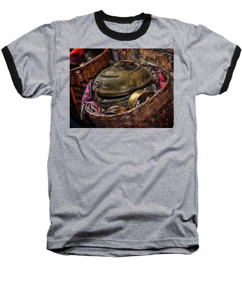 Baseball T-Shirt featuring the photograph Camelback 8850 by Sylvia Thornton