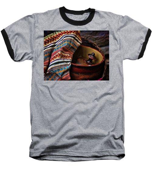 Baseball T-Shirt featuring the photograph Camelback 8851 by Sylvia Thornton