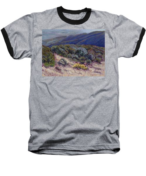 Camino Cielo View Baseball T-Shirt