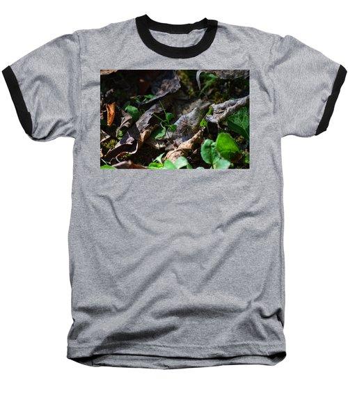 Camo Baseball T-Shirt