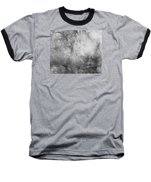 Baseball T-Shirt featuring the painting Camouflage by Trilby Cole
