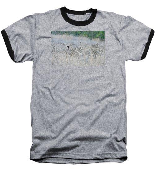 Camouflaged Baseball T-Shirt