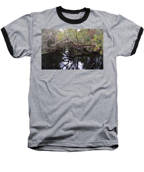 Camp Canal Baseball T-Shirt
