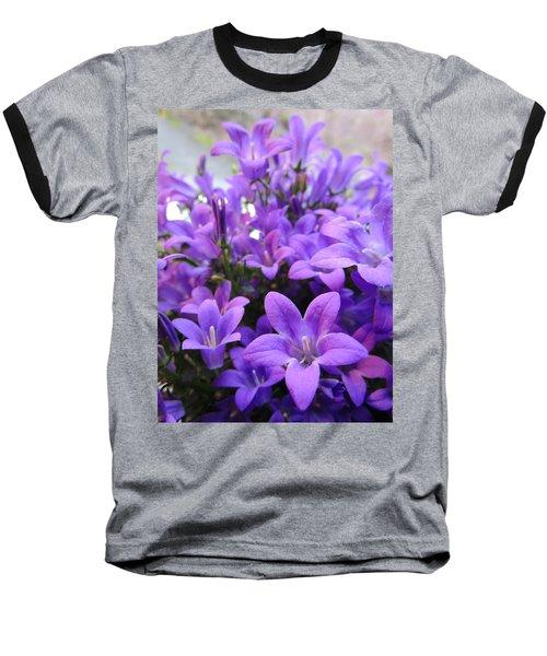 Campanula Baseball T-Shirt