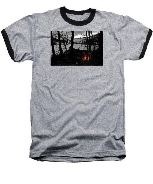 Campfire Baseball T-Shirt