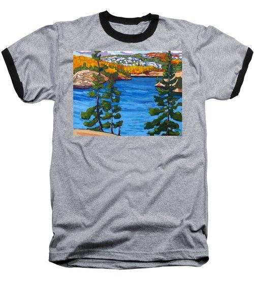 Campsite 77 Baseball T-Shirt