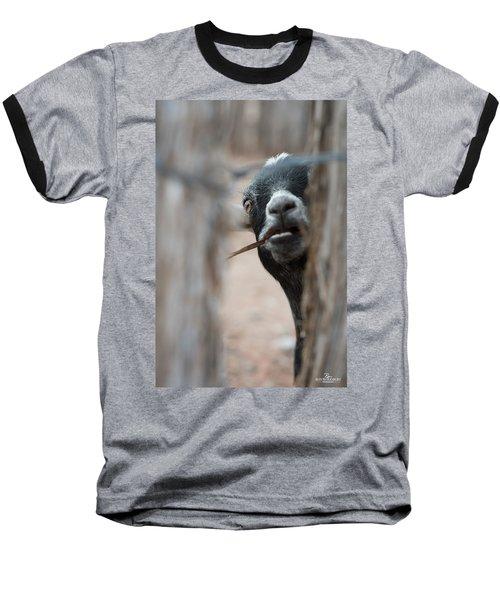 Can I Play? Baseball T-Shirt