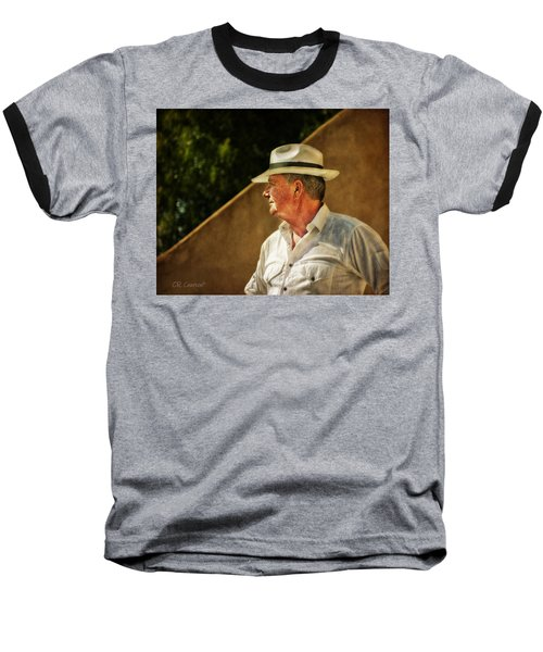 Canadian Artist In Provence Baseball T-Shirt