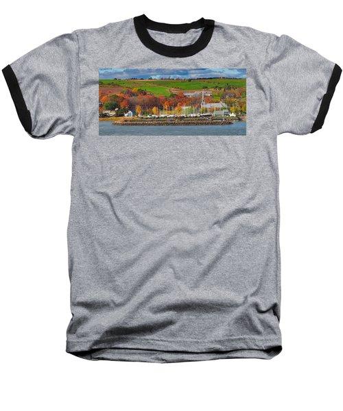 Canadian Colors Baseball T-Shirt