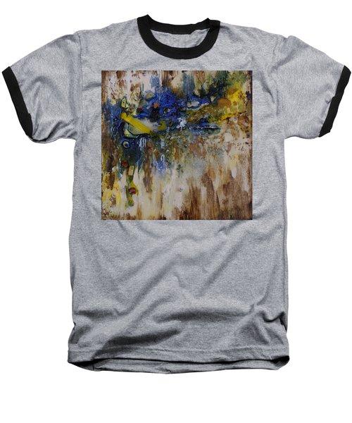 Canadian Shoreline Baseball T-Shirt