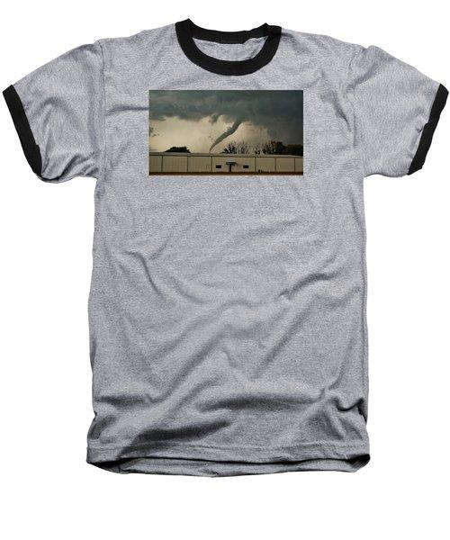 Canadian Tx Tornado Baseball T-Shirt