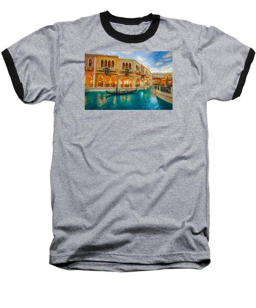Canal Baseball T-Shirt