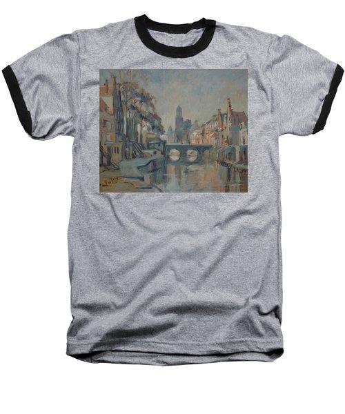 Canal In Utrecht Baseball T-Shirt