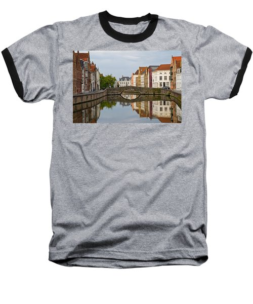 Canal Reflections Baseball T-Shirt