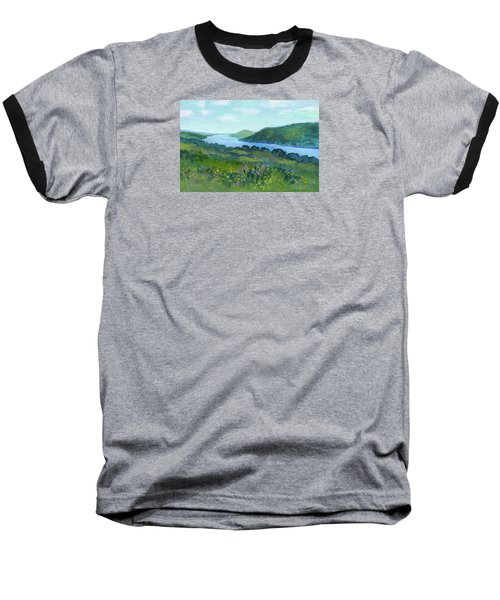 Canandaigua Lake II Baseball T-Shirt