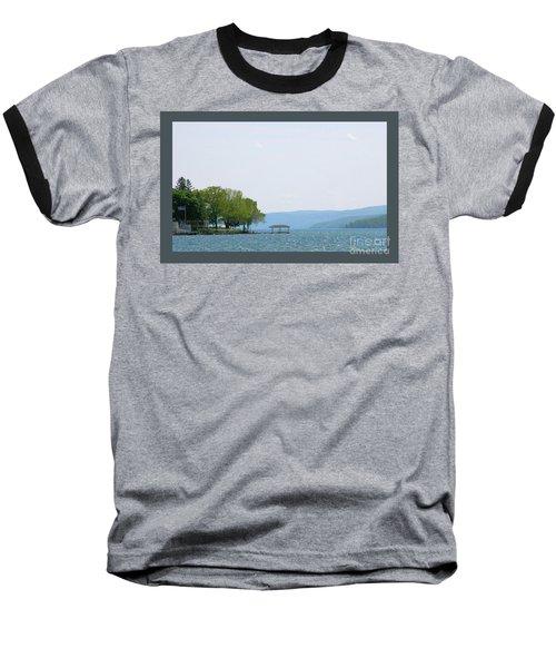 Canandaigua Lake-ii Baseball T-Shirt
