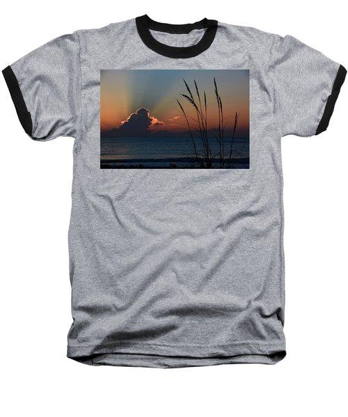 Canaveral Sunrise Baseball T-Shirt
