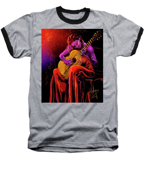 Cancion Del Corazon Baseball T-Shirt