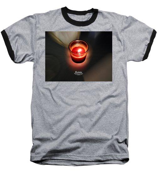 Candle Inspired #1173-3 Baseball T-Shirt