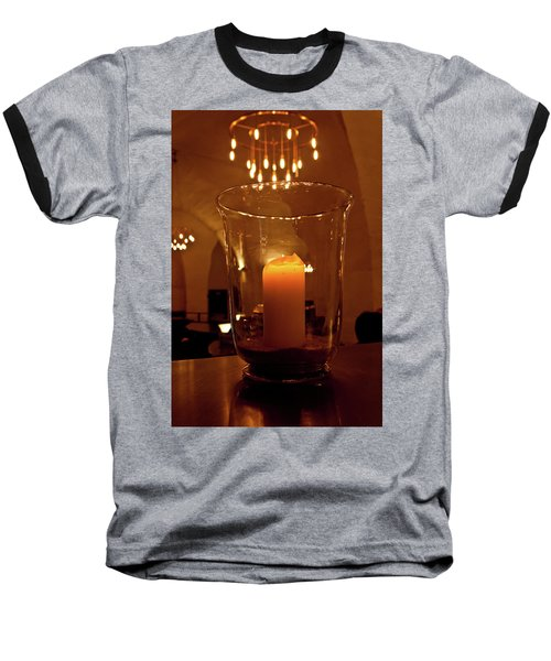Candlelight Baseball T-Shirt