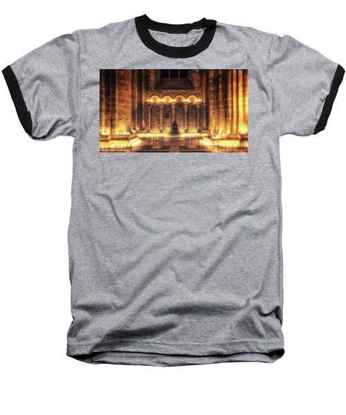 Candlemas - Bell Baseball T-Shirt