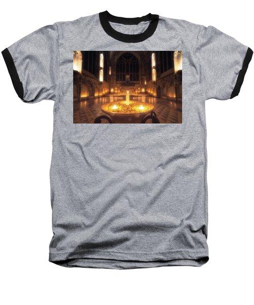 Candlemas - Lady Chapel Baseball T-Shirt
