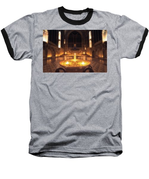 Candlemas - Lady Chapel Baseball T-Shirt