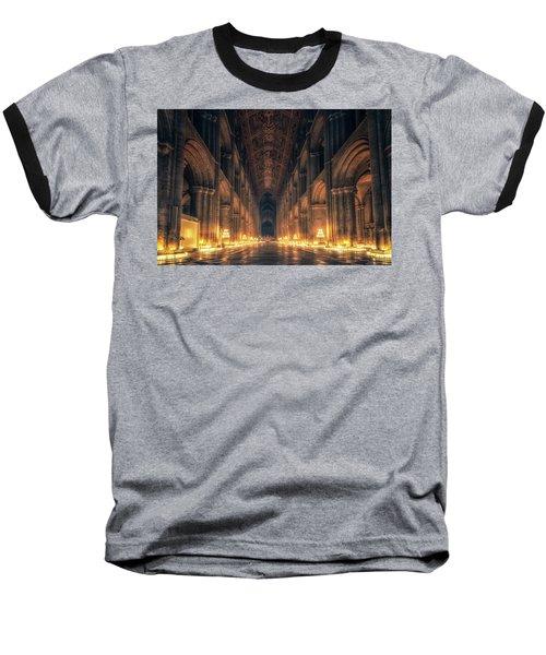 Candlemas - Nave Baseball T-Shirt