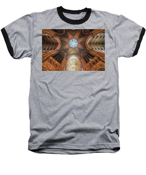 Candlemas - Octagon Baseball T-Shirt