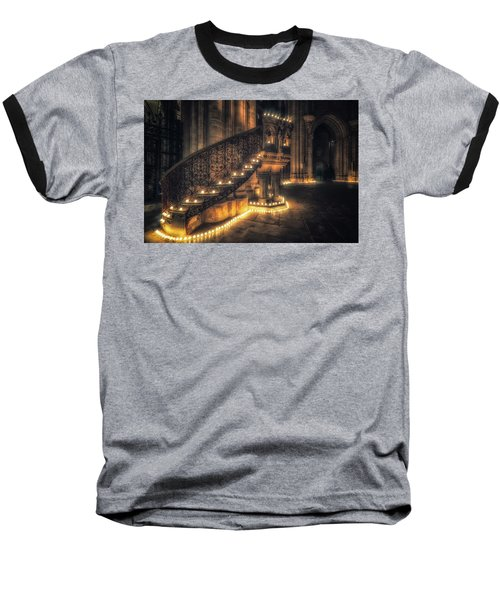 Candlemas - Pulpit Baseball T-Shirt