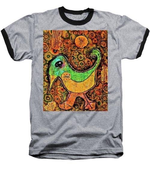 Candy Bird Baseball T-Shirt