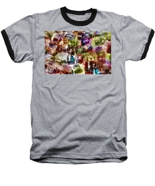 Baseball T-Shirt featuring the photograph Candy Camera by Michaela Preston
