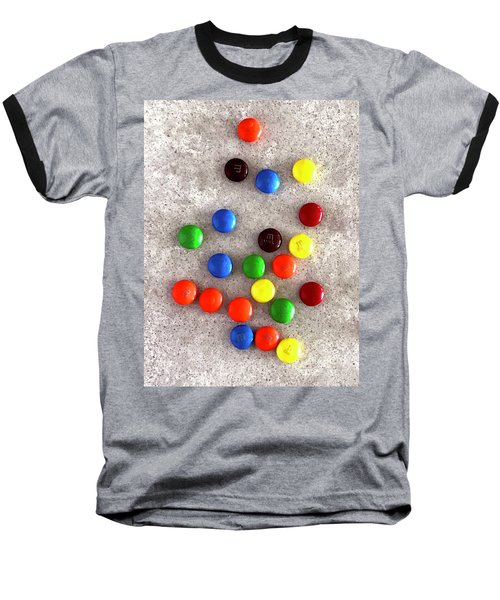 Candy Counter Baseball T-Shirt