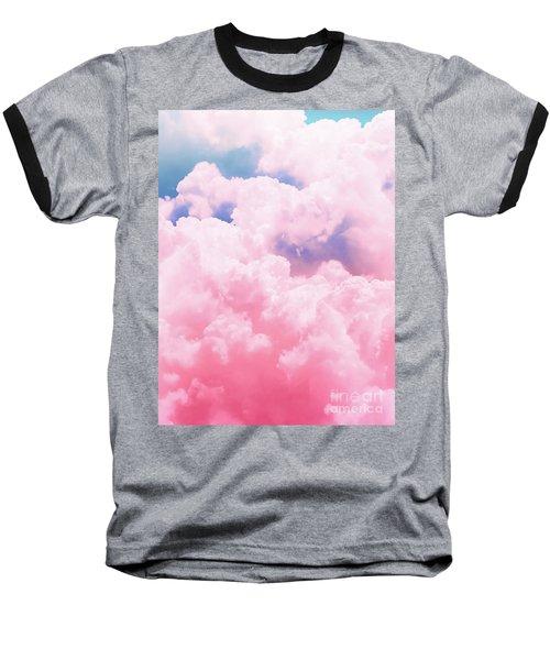 Candy Sky Baseball T-Shirt