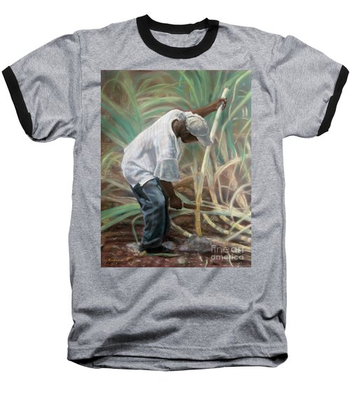 Cane Field Baseball T-Shirt