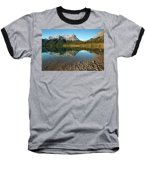 Canmore Reflections Baseball T-Shirt