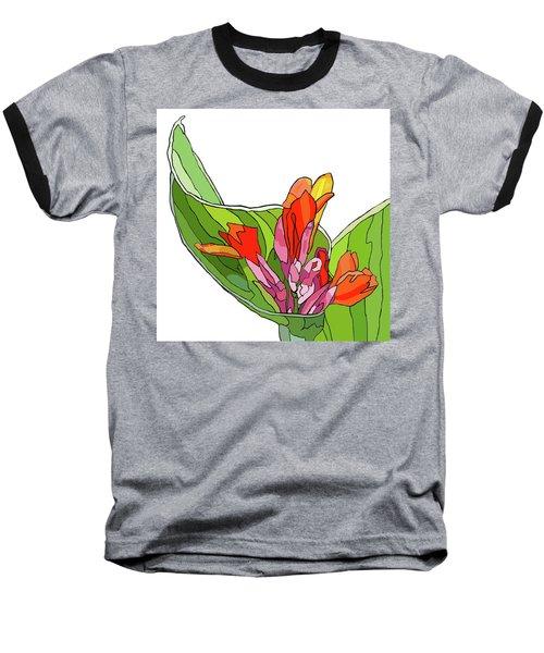Canna Bud Baseball T-Shirt