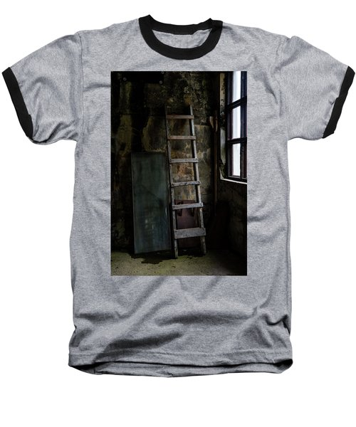 Cannery Ladder Baseball T-Shirt