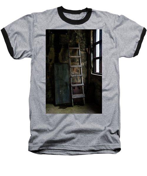 Cannery Ladder Baseball T-Shirt