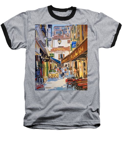 Cannes Baseball T-Shirt