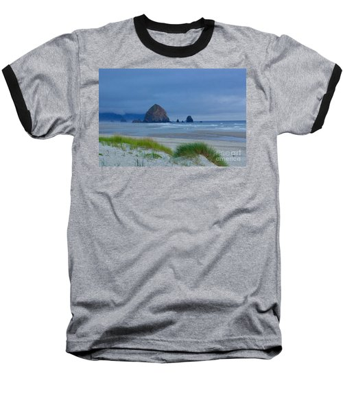 Cannon Beach Baseball T-Shirt
