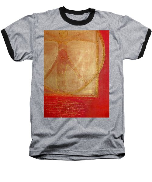 Cannon Of Proportion Baseball T-Shirt