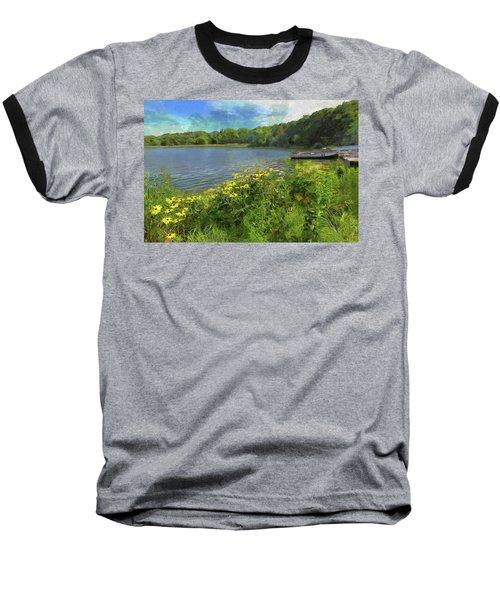 Canoe Number 9 Baseball T-Shirt