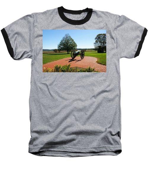 Canon At Antietam Baseball T-Shirt