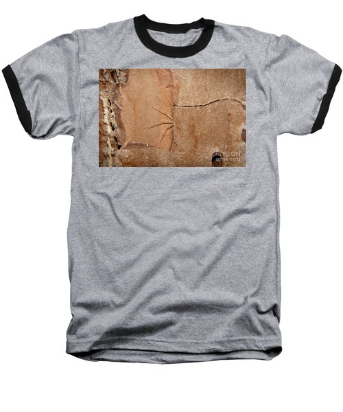 Can't See Me Baseball T-Shirt by Lynda Dawson-Youngclaus