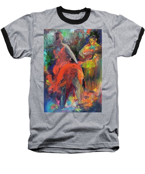 Cantina Serenade Baseball T-Shirt