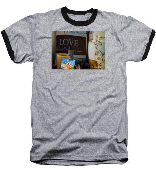 Canto De Amor... Baseball T-Shirt