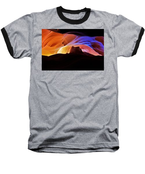 Antelope Canyon Baseball T-Shirt