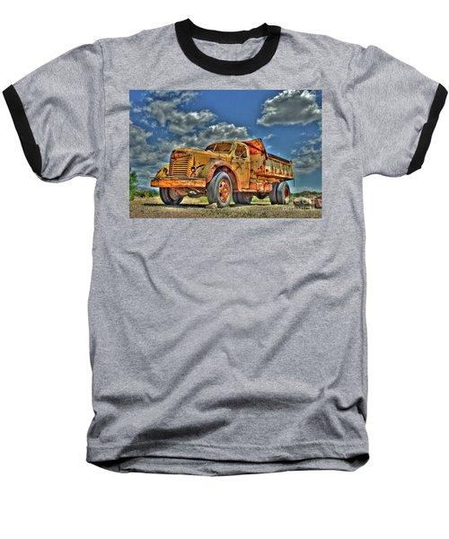 Canyon Concrete 3 Baseball T-Shirt